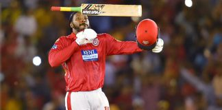 IPL Chris Gayle or IPL 2018 Chris Gayle is in the reckoning to win the IPL 2018 Orange Cap and we take a look at the 5 reasons why Chris Gayle can win the IPL 2018 Orange Cap