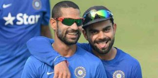 Virat kohli International cricketer of the year at CEAT