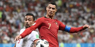 Cristiano Ronaldo Portugal Iran 2018 FIFA World CUP red card VAR review FIFA WORLD CUp 2018 NEWS, FOOTBALL WORLD CUP NEWS