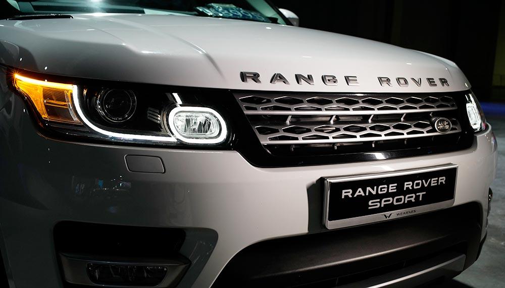 Range Roger Sport Diesel