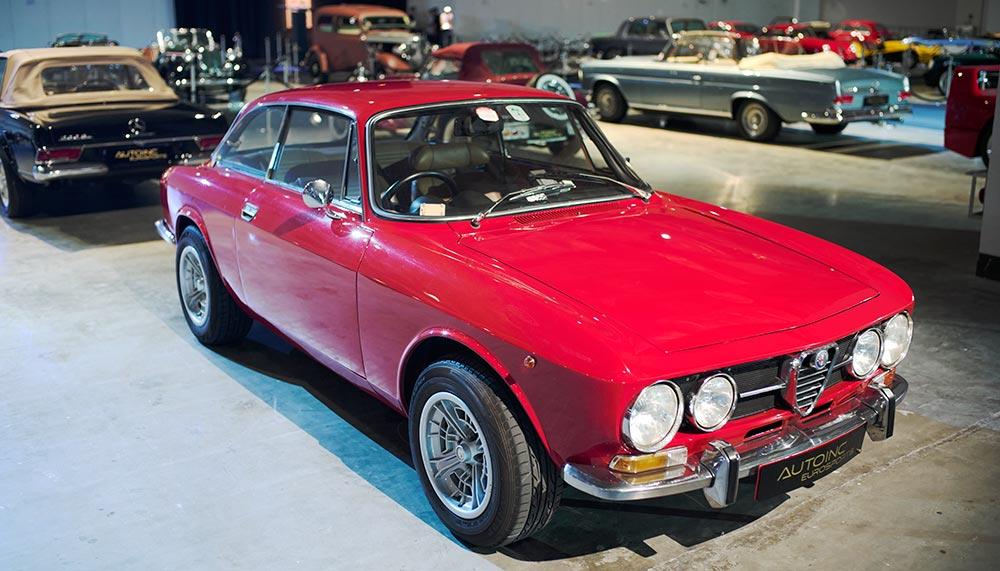 Alfa Romeo 2600 Sprint Speciale