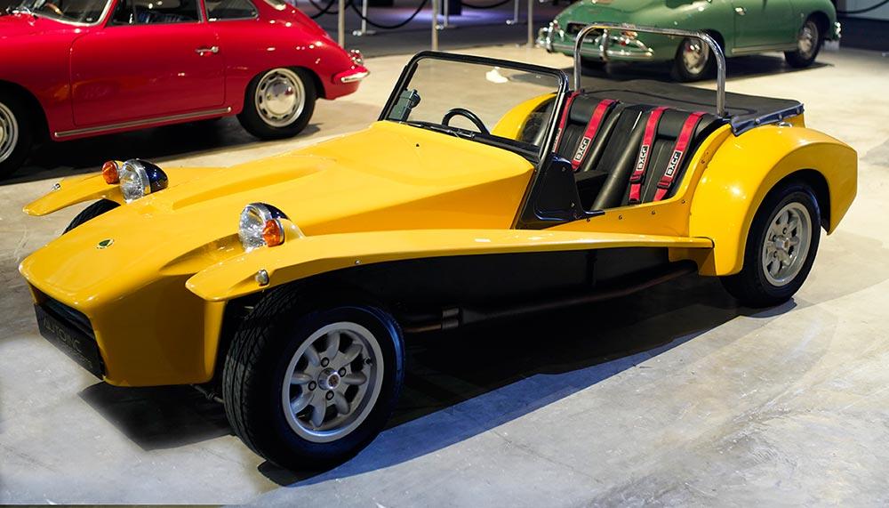 Lotus Super Seven S4 S$120,000