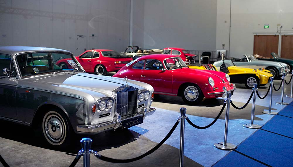 Classic cars steal the limelight at Car of The Year 2017