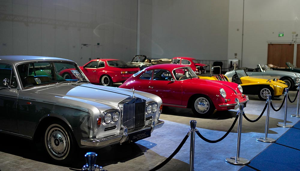 View the super, vintage and classic cars at Robb Report Singapore\'s ...