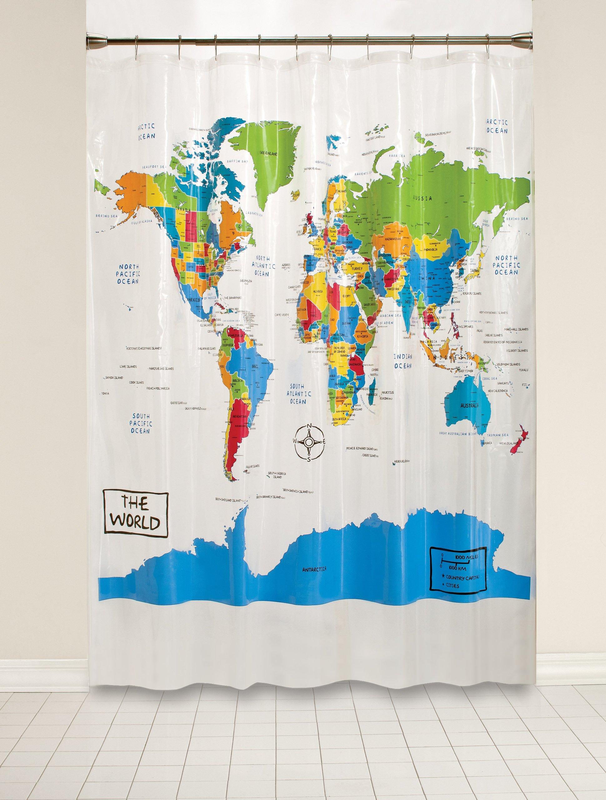 Shopko shower curtains