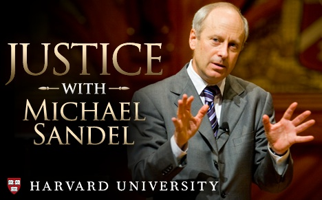 Michael sandel justice