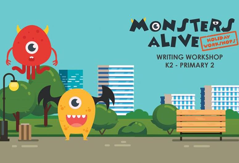 Monsters Alive - MindChamps
