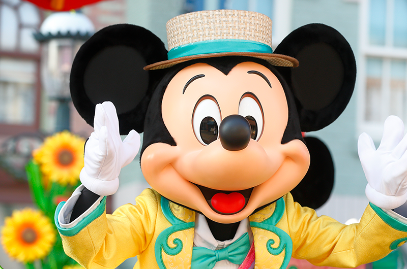 Mickey Mouse - Carnivale of Stars