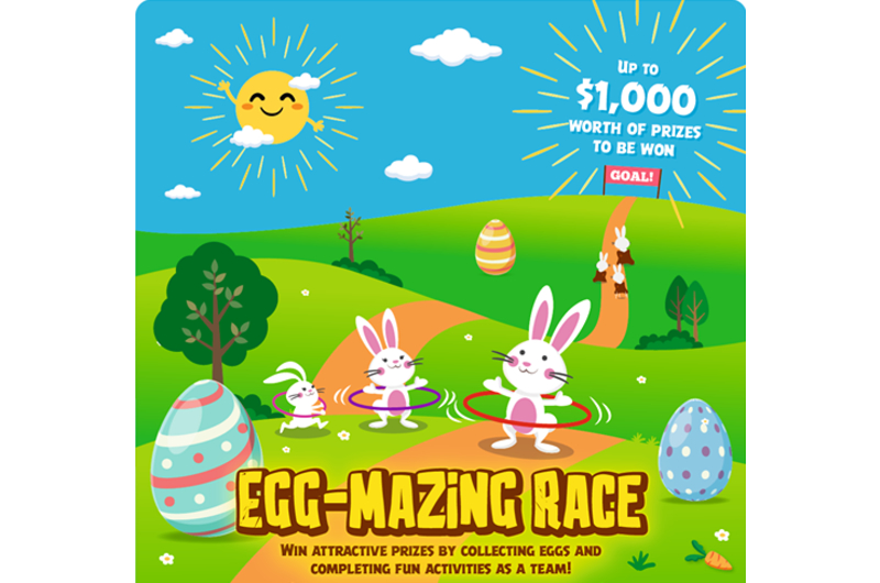 singapores-child-check-out-these-events-in-april-2019-egg-mazing-race-at-safra-jurong