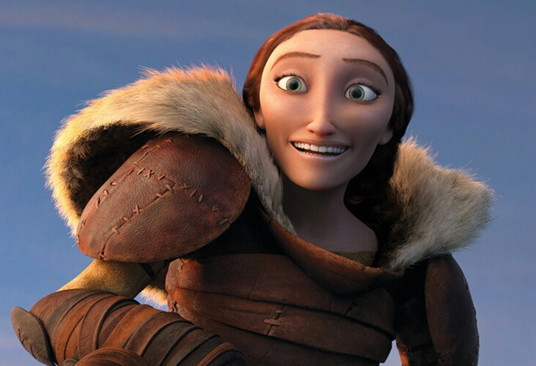 Valka, How to Train Your Dragon 2 and How to Train Your Dragon: The Hidden World