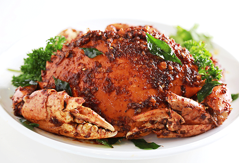 Diamond Gan Xiang Crab