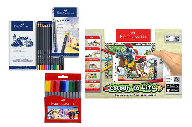 Singapores-child-faber-castell