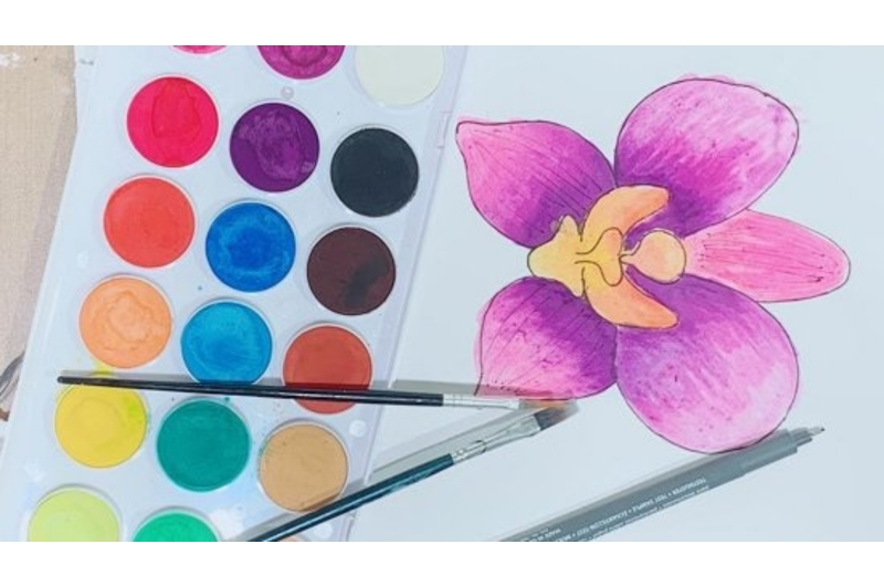 singapores-child-make-the-most-of-your-september-2019-with-these-exciting-events-orchid-watercolour-workshop