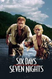 7 คืนหาดสวรรค์ 6 วันอันตราย (Six Days Seven Nights)