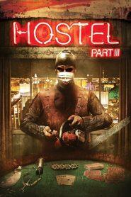 นรกรอชำแหละ ภาค 3 (Hostel 3)