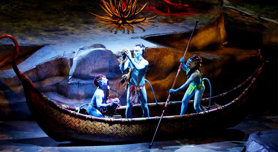 TORUK The First Flight (Cirque du Soleil)