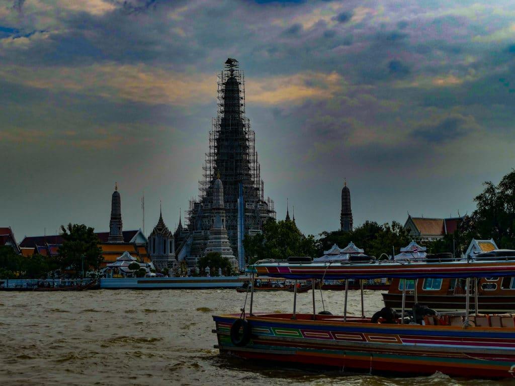 Wat Arun , Bangkok
