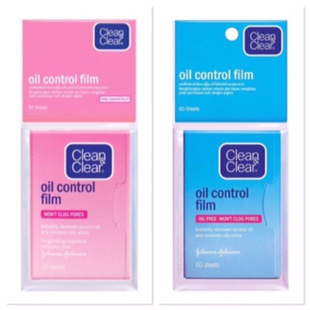 Clean & Clear Oil Control Film