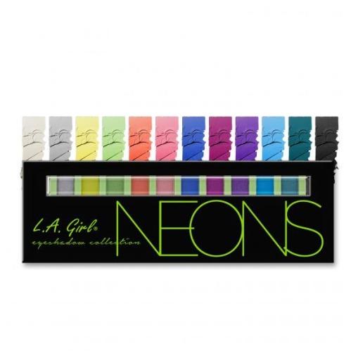 L.A. GIRL Beauty Brick Eyeshadow Neons
