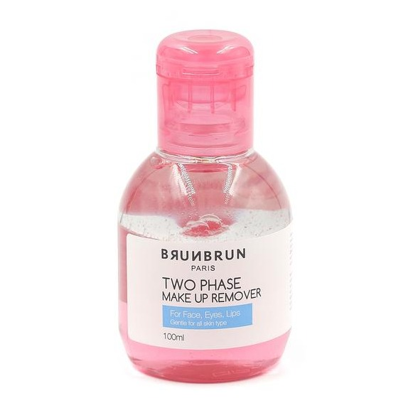 BrunBrun Paris Two Phase Make Up Remover