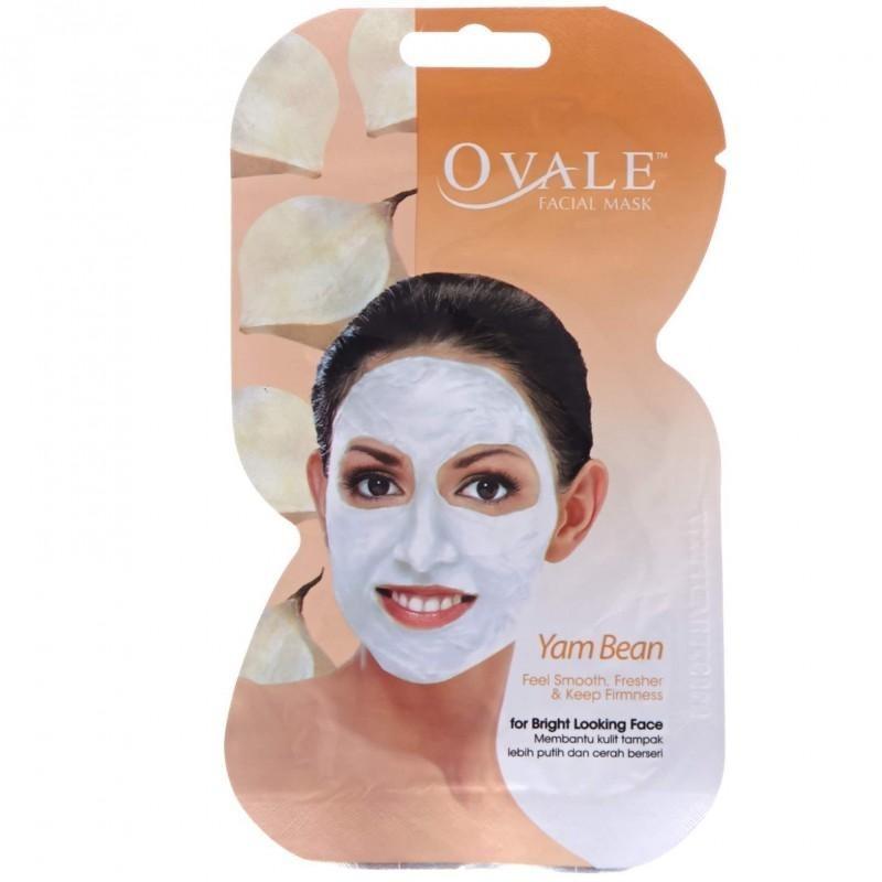 Ovale Ovale Facial Mask Bangkuang