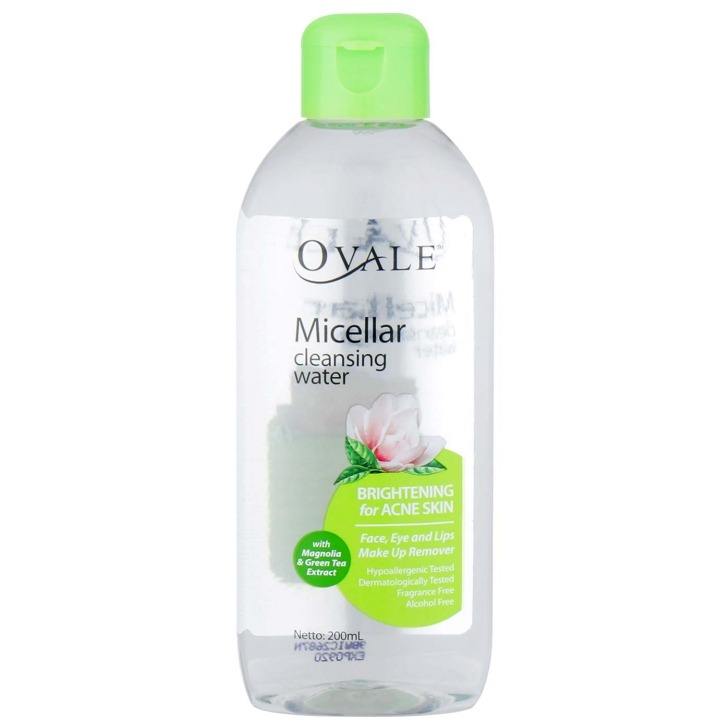 Ovale Ovale Micellar Cleansing Water