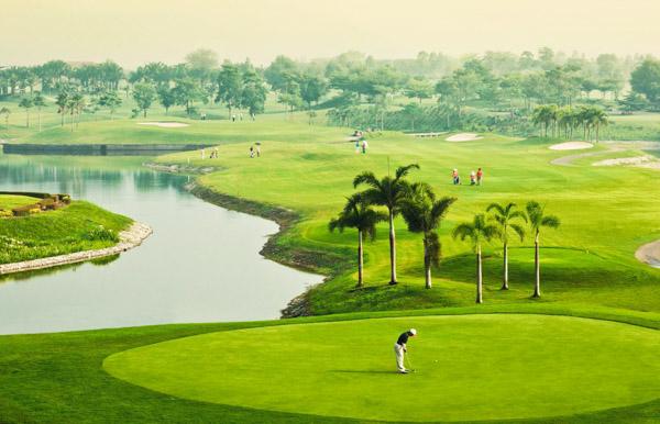 socialgiver pattana golf club