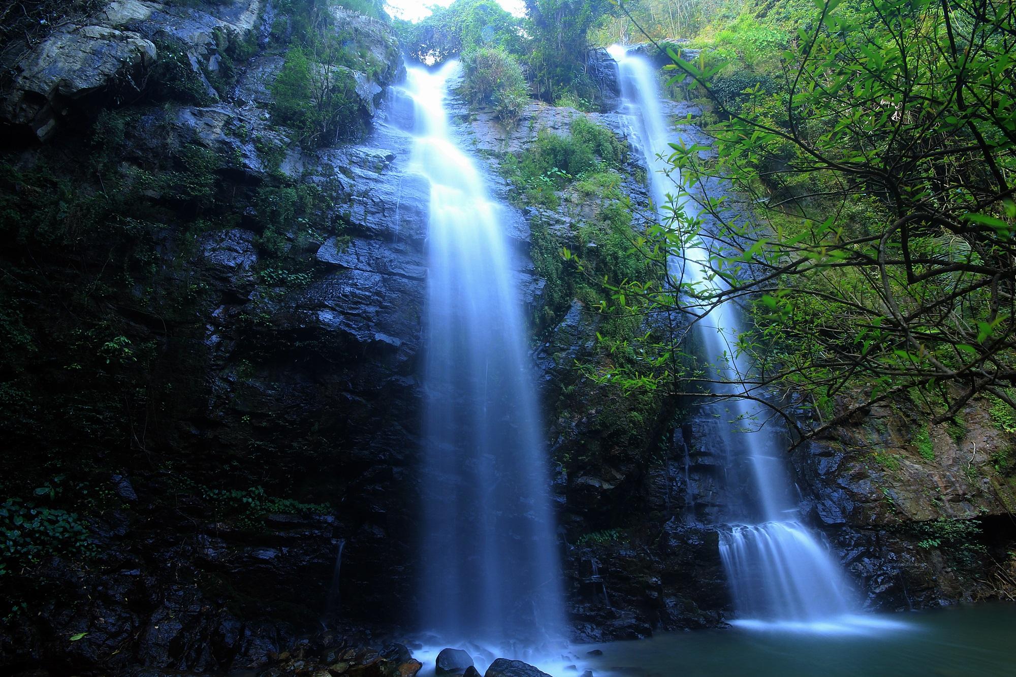 Tad dao waterfall