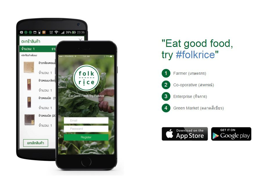 folkrice2 application