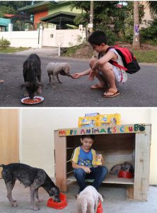 4-This 9-Year-Old Created A No-Kill Animal Shelter In His Garage