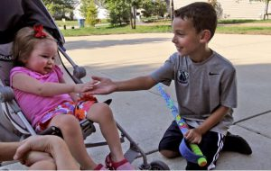15-8-Year-Old Won $1,000 Scavenger Hunt And Donated Winnings To His Little Neighbor That Battled Leukemia