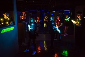 The Trendiest Solo or Group Workouts, Siam Square Siam Laser Games