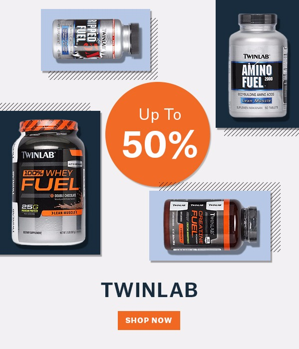 Twinlab Up To 50% Off
