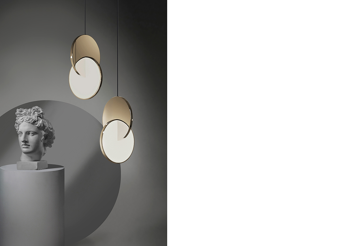 Lee likes to strike the balance between modernism and nostalgia in his sculptural lighting and furniture designs.