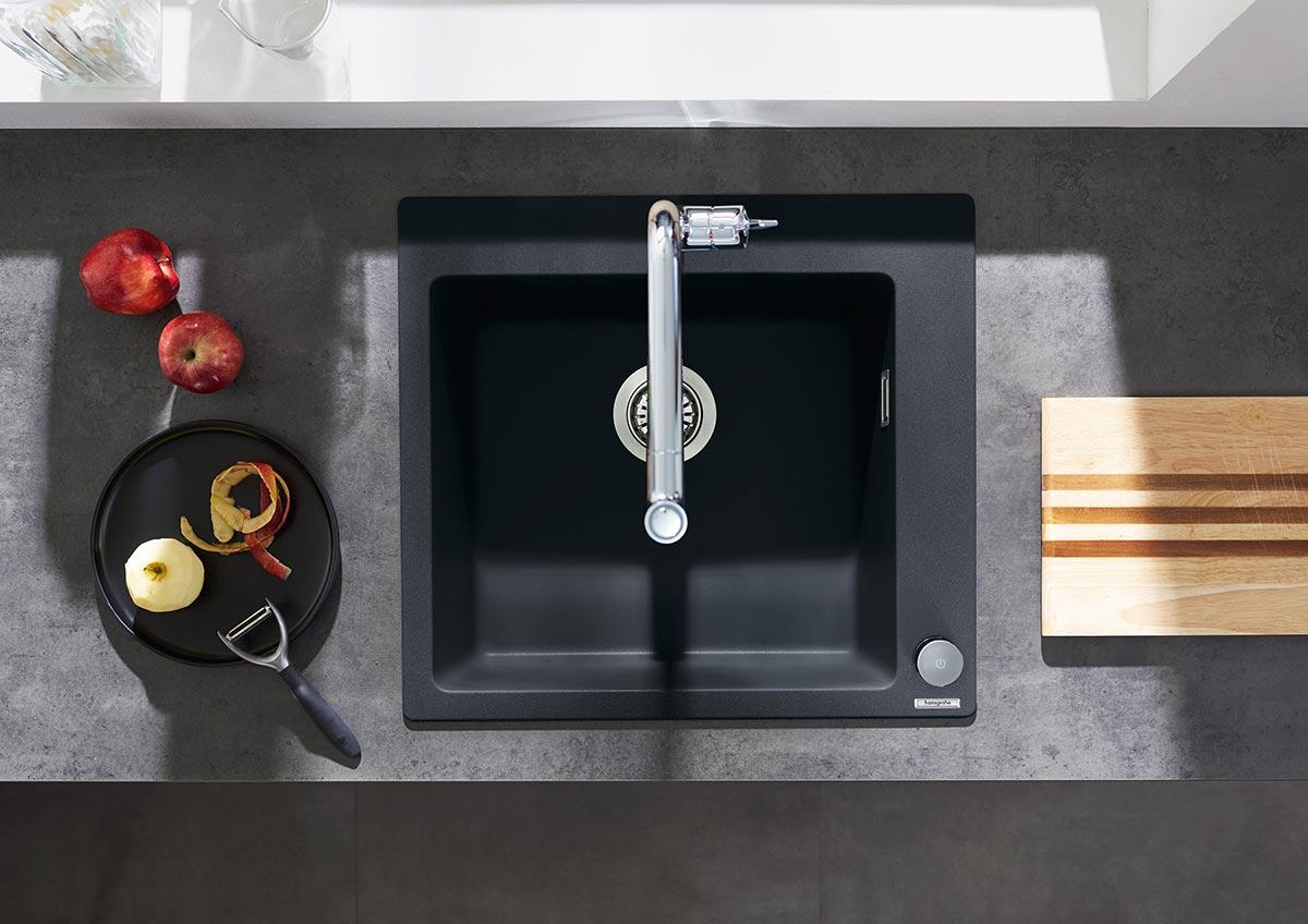 SquareRooms-hansgrohe-Granite-Sink-2