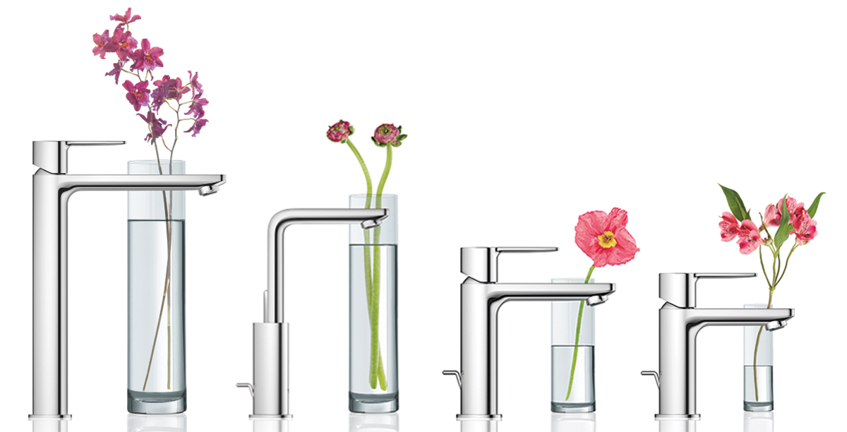 SquareRooms-GROHE-Lineare-Different-Sizes