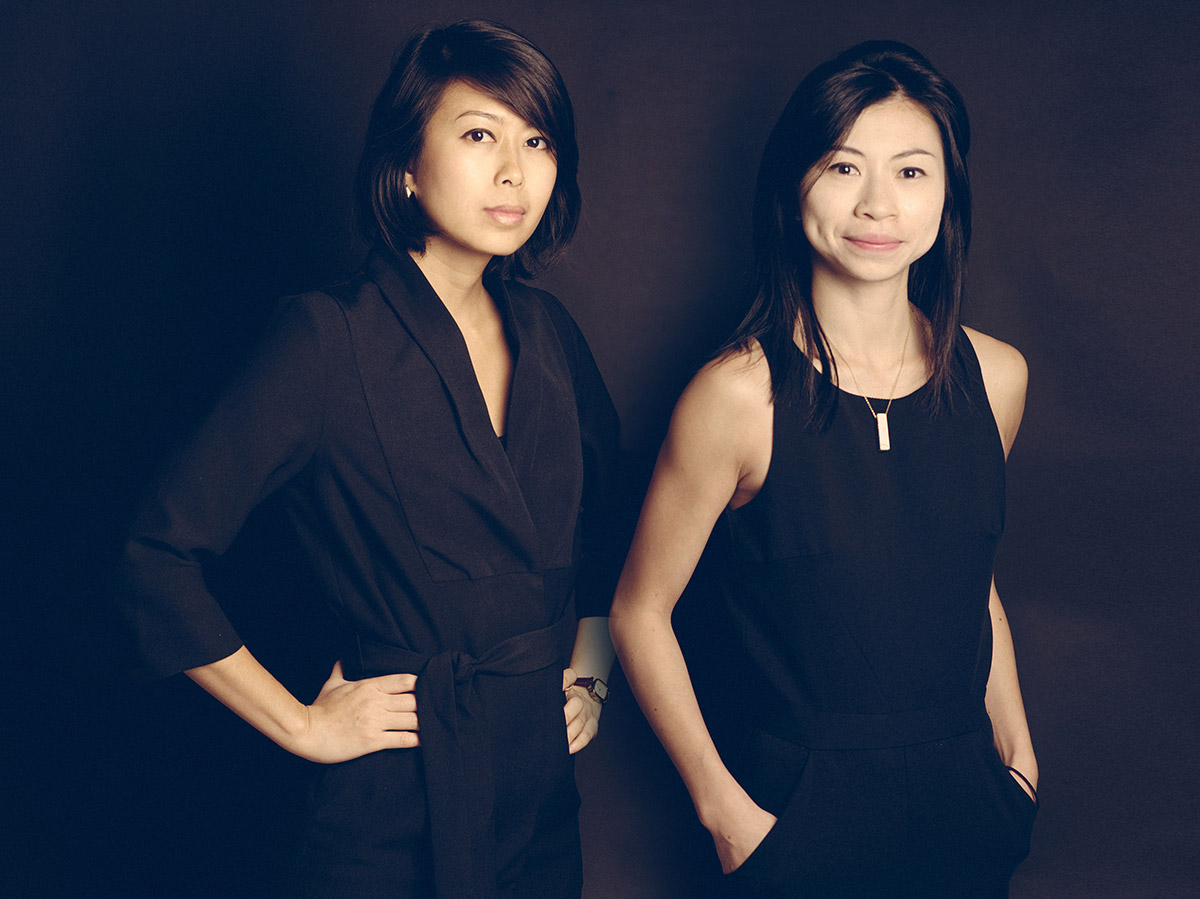 Jessica Wong and Pamela Ting founded Scene Shang in Shanghai