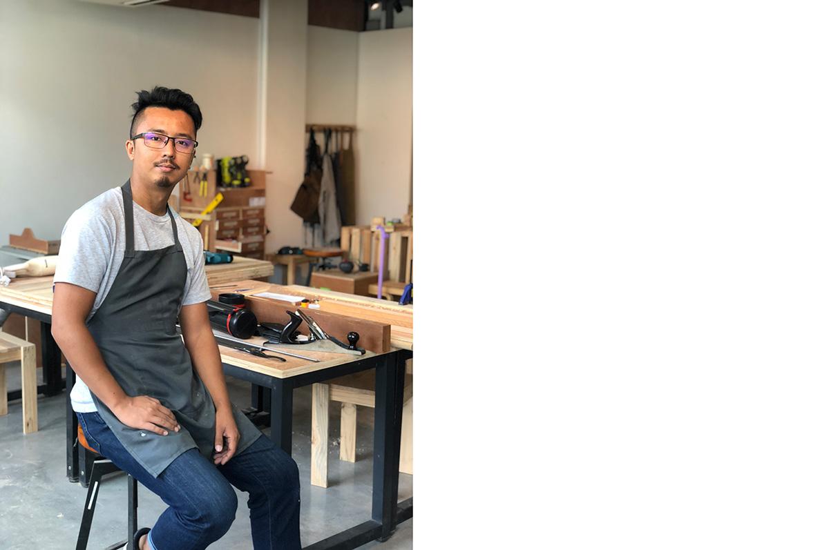 Founder of Triple Eyelid Studio Jackie Tan