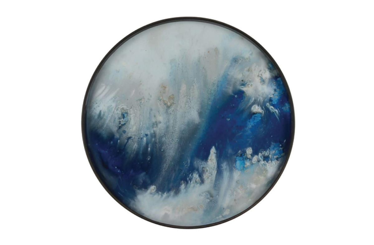 Blue mist tray, $160 at Soul & Tables
