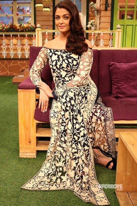 Aishwarya Rai Bachchan on The Kapil Sharma Show sets.jpg