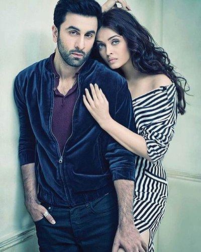 Aishwarya and Ranbir at their latest photoshoot.jpg