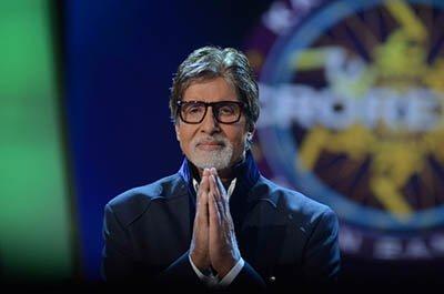 Amitabh Bachchan as the host of KBC.jpg