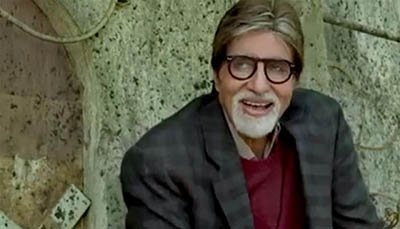Amitabh Bachchan in Bhootnath returns.jpg
