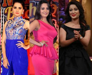 Anita Hassandanni, Adaa Khan and Shruti Seth on Comedy Nights Bachao_1.jpg