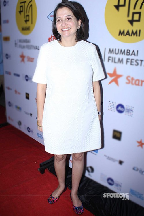Anupama Chopra spotted at the Jio MAMI film festival.jpg