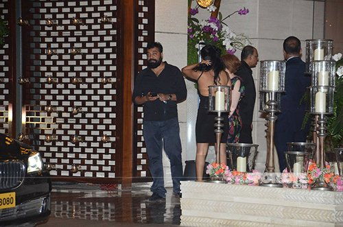 Anurag Kashyap at Ambani's MAMI party.jpg