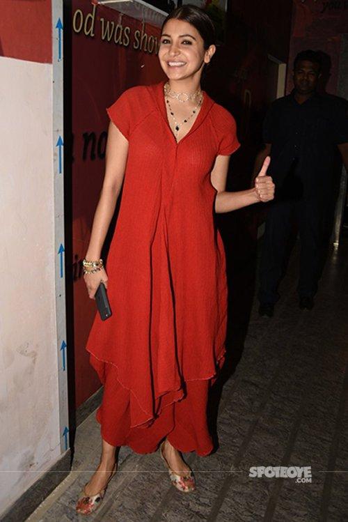 Anushka Sharma at the Ae Dil Hai Mushkil Screening.jpg