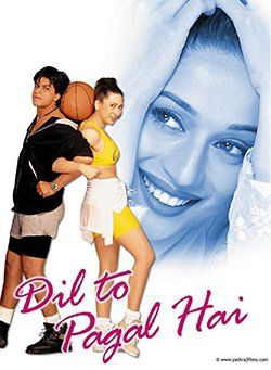 Dil toh pagal hai movie poster.jpg