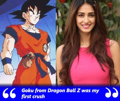 Disha Patani-Goku from Dragon Ball Z was my first crush.jpg