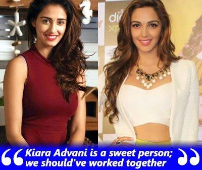 Disha Patani and Kiara Advani in an exclusive interview.jpg